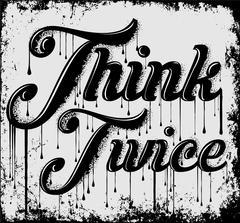 Stock Illustration of Vintage Slogan T shirt Graphic Vector Design