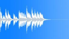Stock Music of News opening theme stinger 1 by Claudio Cremisini