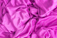 Hot pink textile background Stock Photos