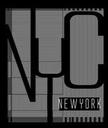 New york city typography, t-shirt graphics, vectors.. - stock illustration