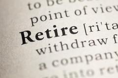 Retire Stock Photos