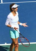 Fed Cup Tennis: Ukraine v Argentina in Kyiv Stock Photos