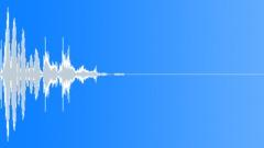 LeatherArmor Impact Glancing 05 - sound effect