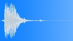 Plate Impact Hard 01 Sound Effect