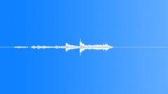 Plate Rustle 02 - sound effect