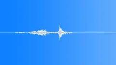 Plate Rustle 09 - sound effect
