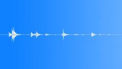 Wood Drop Soft - Single Plank, Drop 08 Sound Effect