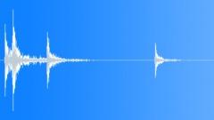 Wood Impact Soft - Short, Crack Sound Effect