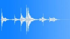 Wood Rustle - Pile, Debris 16 Sound Effect