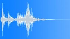 Wood Rustle - Pile, Debris 28 Sound Effect