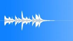 Romantic logo - stock music