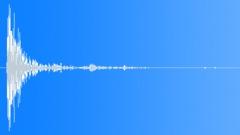 Lock, Hit, Impact Sound Effect