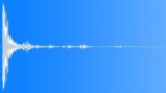 Lock, Hit, Impact 04 - sound effect