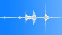 Metal Sheet Lift 05 Sound Effect