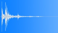 Metal Tool, Putdown Sound Effect