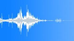 Cardboard Gnarl 04 Little Rattle N Creak Sound Effect