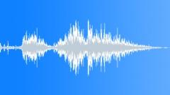 Cardboard Hit 19 Shaker - sound effect