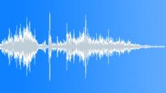 Cardboard Hit 21 Shaker Hit Sound Effect