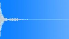 Cardboard Hit 32 Toppy Sound Effect
