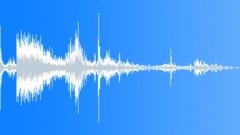 Cardboard Hit 41 High Noise Sound Effect