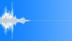 Cardboard Saw 04 Papier Short Sound Effect