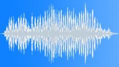 Cardboard Saw 08 Single Sound Effect