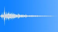 Muffled Machine 01 - sound effect