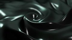 Dark Abstract fluid Stock Footage