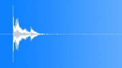 Pile of Scrap Metal - Metal Scrap, Drop, Hit Short Tail 03 Sound Effect