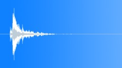 Small Debris and Junk Pile - Debris, Metal, Drop, Short Tail 17 Sound Effect