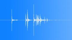 Small Debris and Plastic - Debris, Plastic, Drop, Short 03 Sound Effect