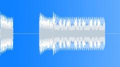 Retro Game Bass Clue 4 - sound effect