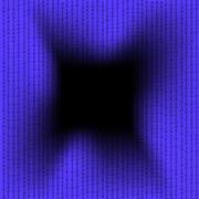 Binary Code Background. - stock illustration