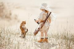 Big advantures in desert Kuvituskuvat