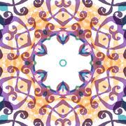 Vector seamless pattern background - stock illustration