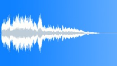 Rising mystery bonus bell - sound effect