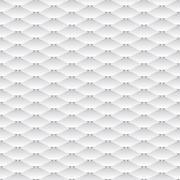 White soft texture, seamless - stock illustration
