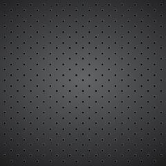 Dark grid texture. Abstract vector background. Stock Illustration
