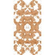 Stock Illustration of Nature Mosaic Motif Pattern