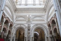 Cathedral of Cordoba Mosque, Spain - stock photo