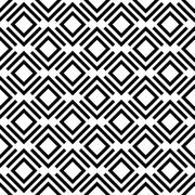 Seamless wallpaper pattern. Modern stylish texture - stock illustration