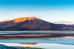 Beautiful Laguna Corolada - stock photo