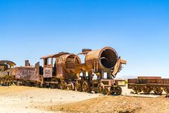 Old steam train Kuvituskuvat
