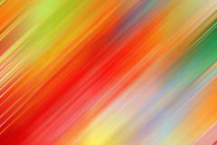 Abstract colourful background. Long exposure effect. Motion blurred Stock Photos