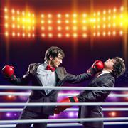 Business competition Stock Photos