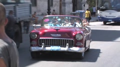 La Havana - Cuba Stock Footage