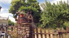 Landscape of Montesinho village, Bragança - Portugal Stock Footage