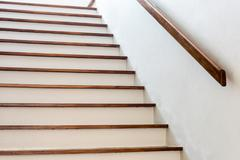 Staircase to the house building. Stock Photos