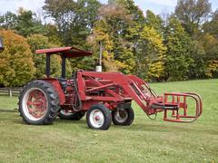 Farming, countryside - stock photo