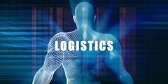 Logistics - stock illustration